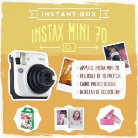 Instant' box Instax mini 70