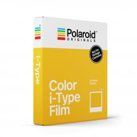 Film Polaroid Originals I-type couleur