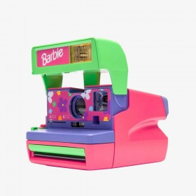 Polaroid 600 édition Barbie