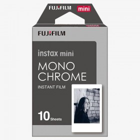 Film Fujifilm instax mini monochrome (x10)