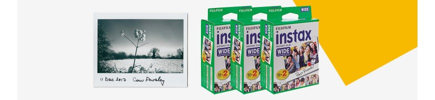 Films instax wide